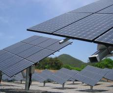 Sistemas de seguimiento solar para parques solares